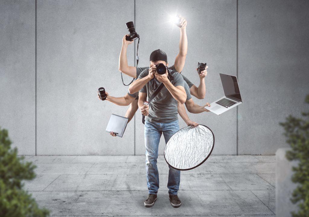Produktfotografie - Titelbild